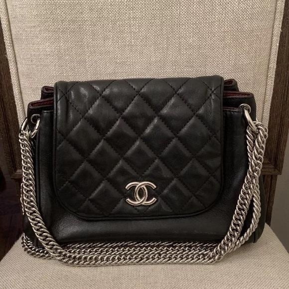 CHANEL Handbags - Chanel Bijoux Accordion Bag